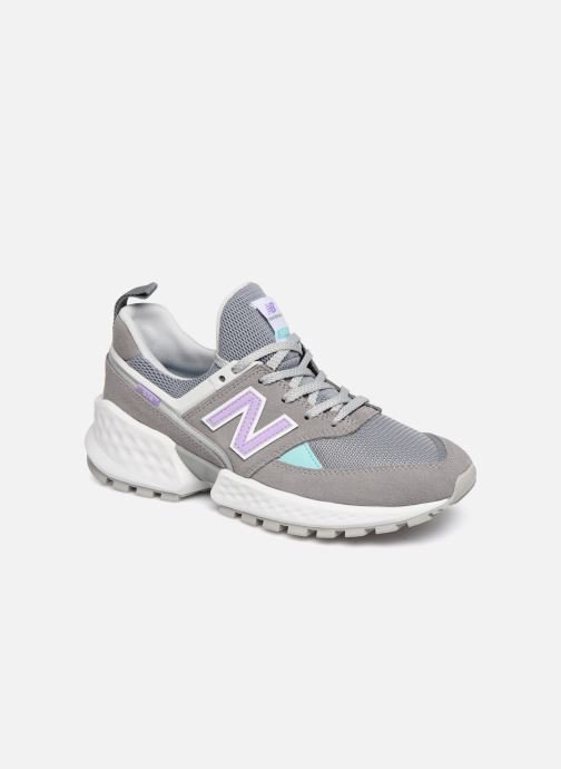 Trainers New Balance W574 Grey detailed view/ Pair view