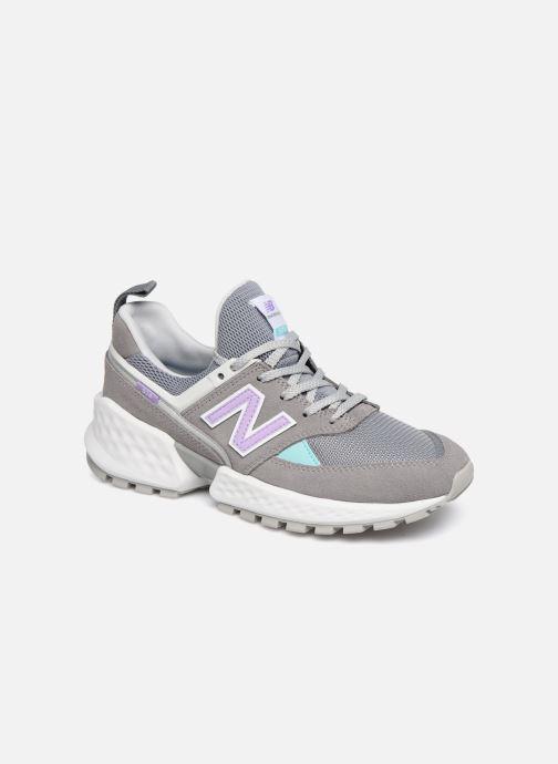 Sneakers New Balance W574 Grå detaljeret billede af skoene