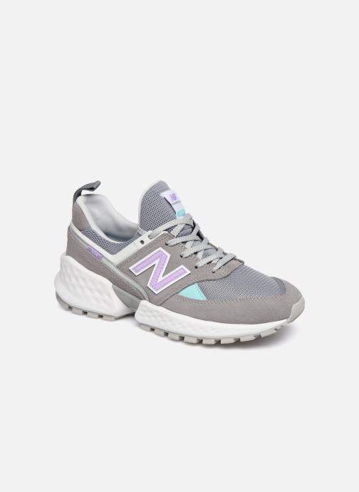 Sneakers New Balance W574 Grijs detail