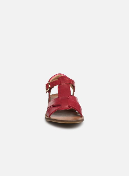Sandales et nu-pieds Romagnoli Amanda Rose vue portées chaussures