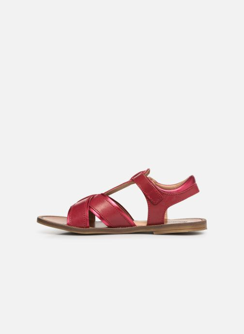 Sandales et nu-pieds Romagnoli Amanda Rose vue face
