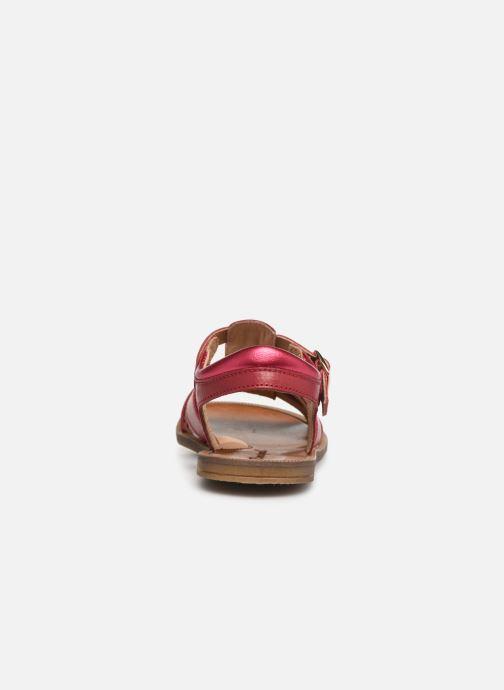 Sandales et nu-pieds Romagnoli Amanda Rose vue droite