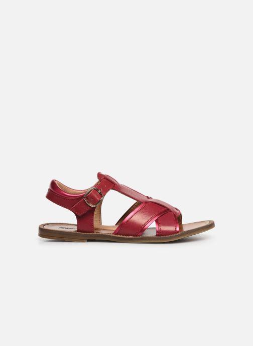 Sandales et nu-pieds Romagnoli Amanda Rose vue derrière