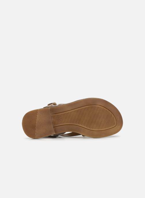 Sandales et nu-pieds Romagnoli Carlotta Multicolore vue haut