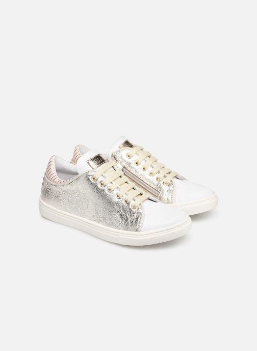 Sneakers Romagnoli Antonia Zilver 3/4'