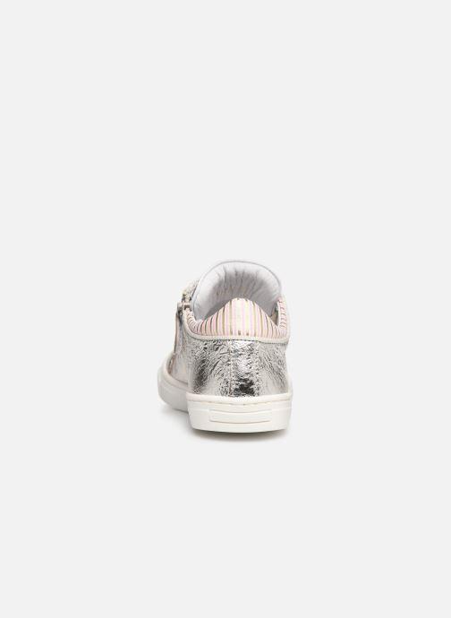 Sneakers Romagnoli Antonia Zilver rechts