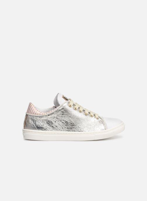 Sneakers Romagnoli Antonia Zilver achterkant