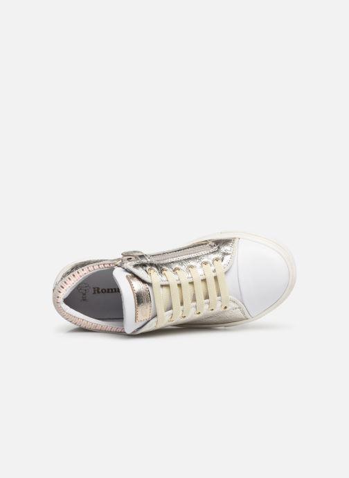 Sneakers Romagnoli Antonia Zilver links