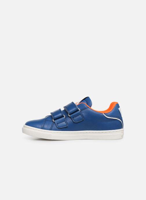 Sneakers Romagnoli Pietro Blauw voorkant
