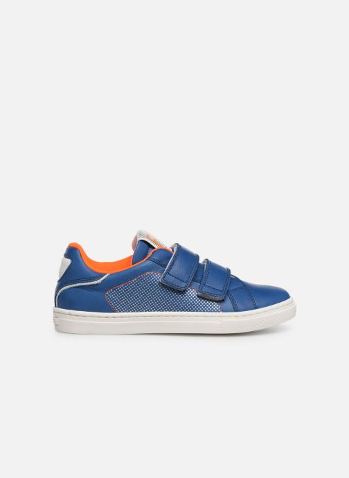 Sneakers Romagnoli Pietro Blauw achterkant