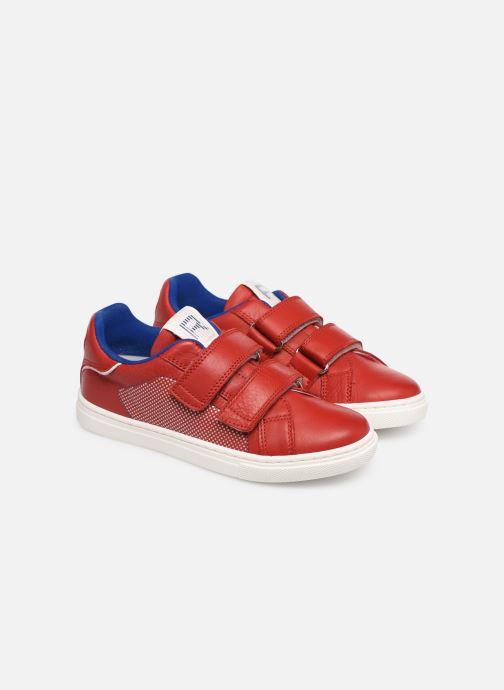 Sneakers Romagnoli Pietro Rood 3/4'