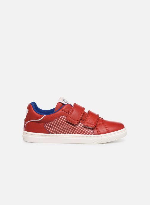 Sneakers Romagnoli Pietro Rosso immagine posteriore