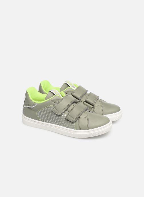 Sneakers Romagnoli Pietro Groen 3/4'