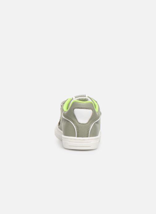 Sneakers Romagnoli Pietro Groen rechts