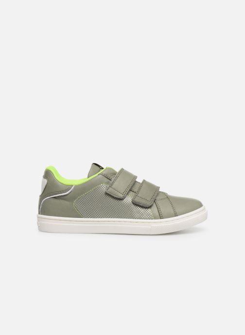Sneakers Romagnoli Pietro Groen achterkant