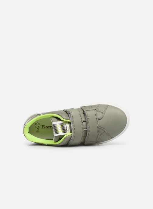Sneakers Romagnoli Pietro Groen links