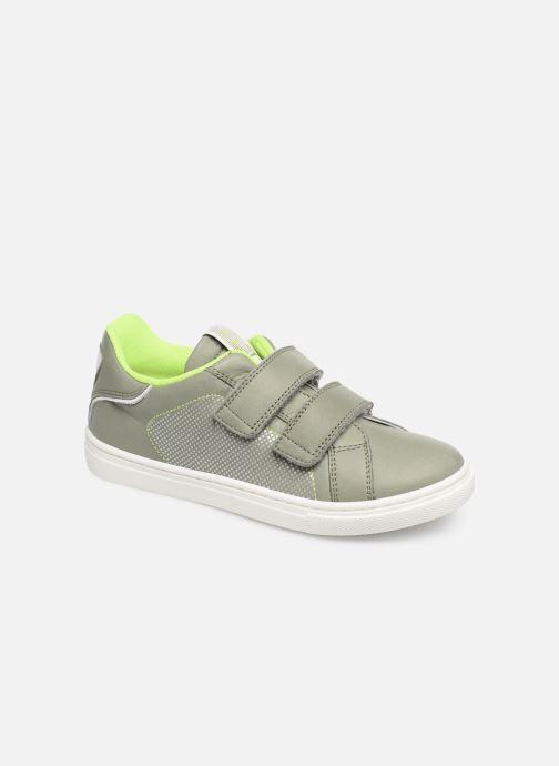 Sneakers Romagnoli Pietro Groen detail