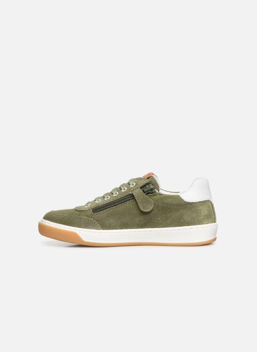 Sneakers Romagnoli Timo Groen voorkant
