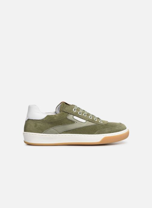 Sneakers Romagnoli Timo Groen achterkant