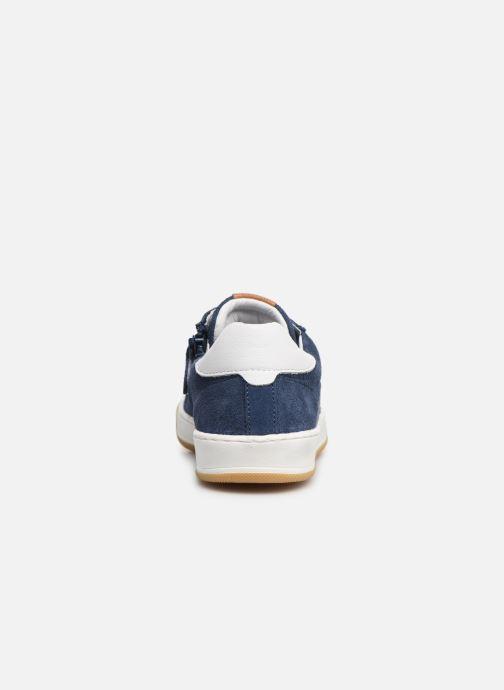 Sneakers Romagnoli Timo Blauw rechts
