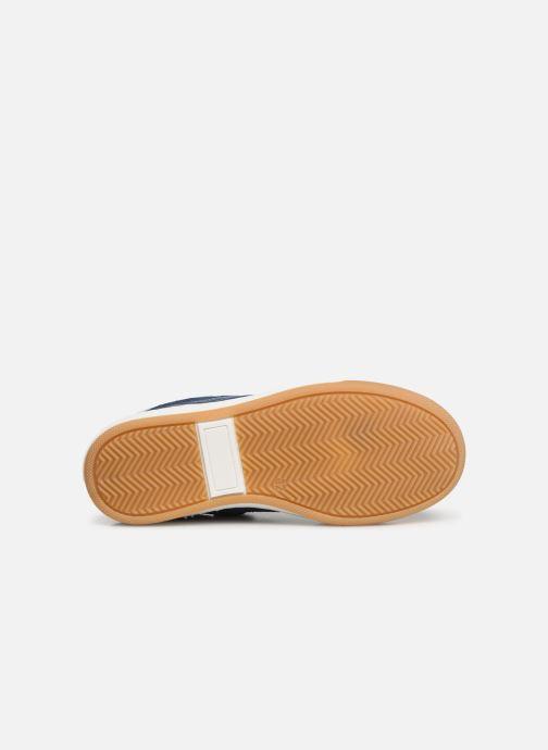 Sneakers Romagnoli Timo Blauw boven
