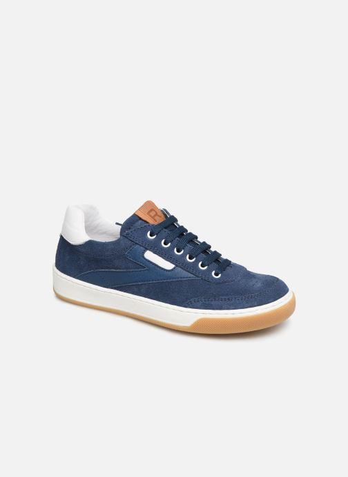 Sneakers Romagnoli Timo Blauw detail