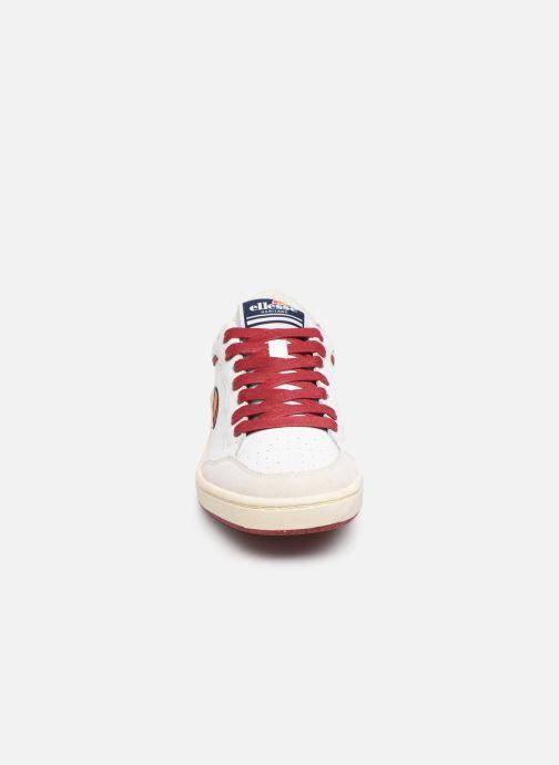 Baskets Ellesse EL91503 W Blanc vue portées chaussures
