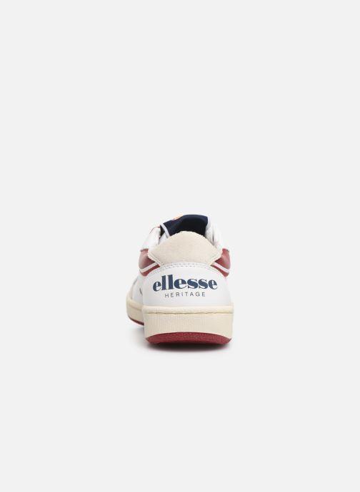 Baskets Ellesse EL91503 W Blanc vue droite