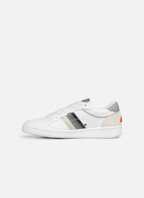 Sneakers Ellesse EL91502 W Bianco immagine frontale
