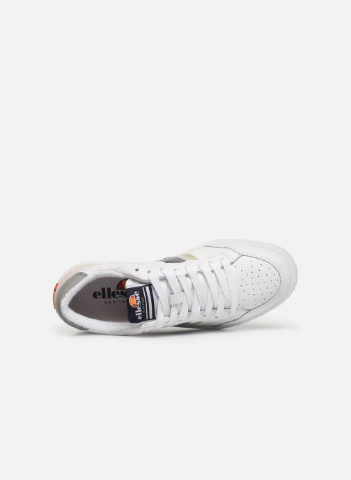 Sneakers Ellesse EL91502 W Bianco immagine sinistra