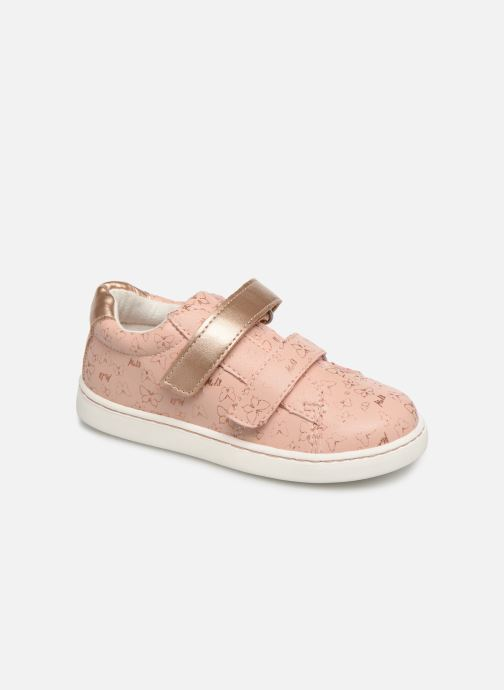 Trainers Mod8 Oupapillon Pink detailed view/ Pair view