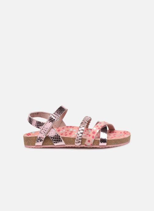 Sandales et nu-pieds Mod8 Koaly Rose vue derrière