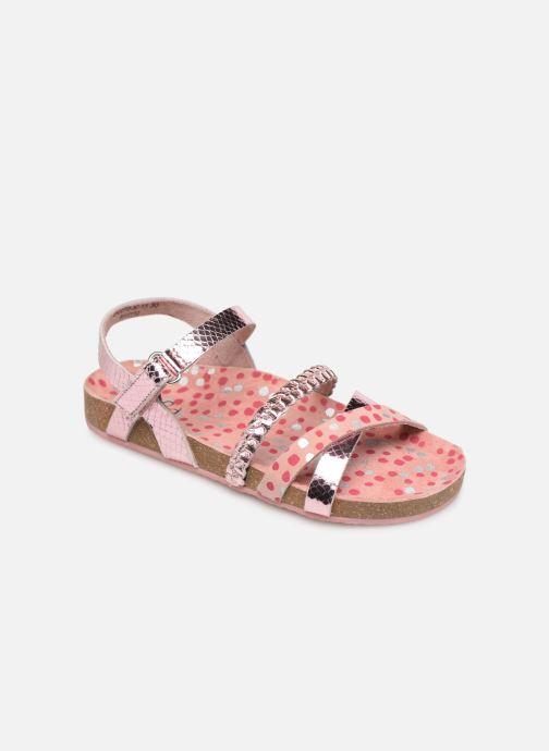 Sandales et nu-pieds Mod8 Koaly Rose vue détail/paire