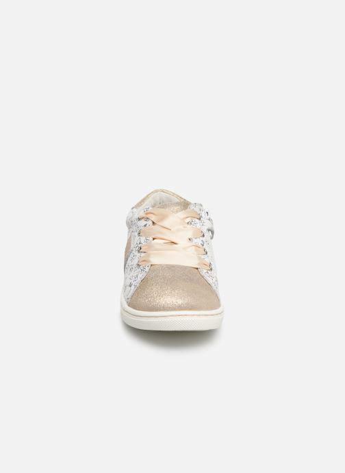 Baskets Mod8 Pamila Blanc vue portées chaussures