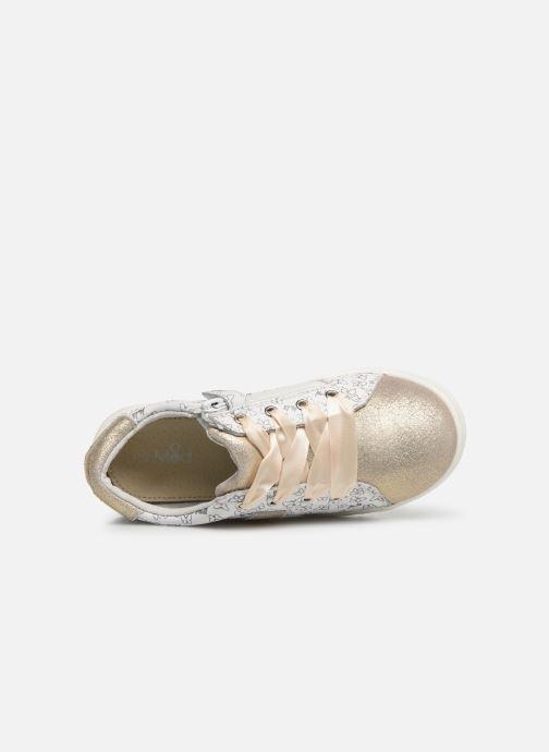 Sneakers Mod8 Pamila Bianco immagine sinistra