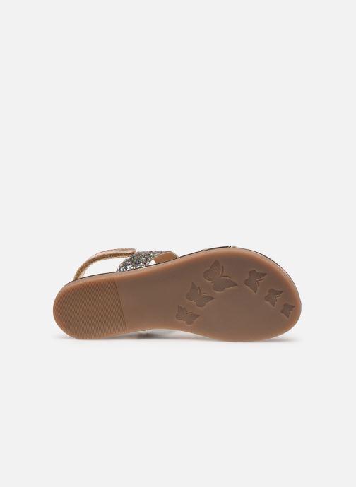 Sandalen Mod8 Paillette Roze boven