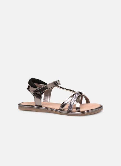 Sandales et nu-pieds Mod8 Paradis Noir vue derrière
