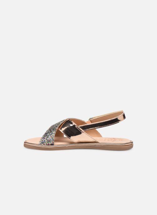 Sandales et nu-pieds Mod8 Pazily Rose vue face