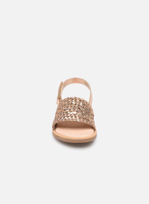 Sandales et nu-pieds Mod8 Parigirl Rose vue portées chaussures