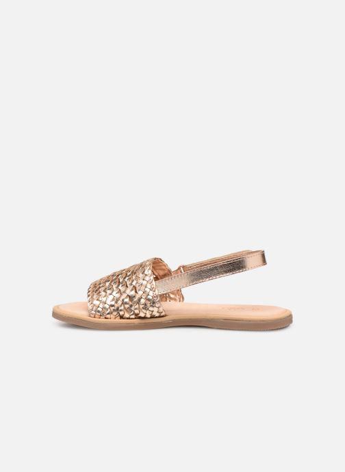 Sandales et nu-pieds Mod8 Parigirl Rose vue face