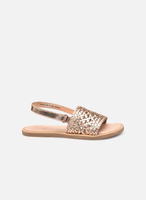 Sandales et nu-pieds Mod8 Parigirl Rose vue derrière