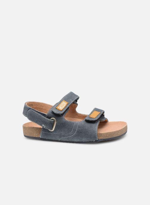 Sandales et nu-pieds Mod8 Kortis Bleu vue derrière