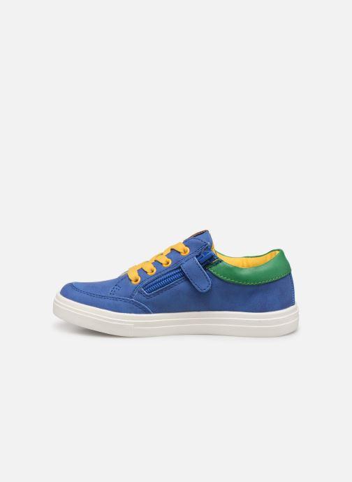 Sneaker Mod8 Patouche blau ansicht von vorne