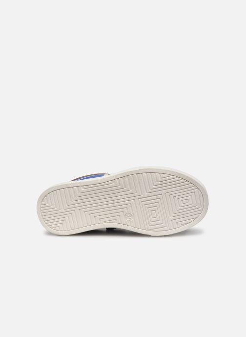Sneaker Mod8 Patouche blau ansicht von oben