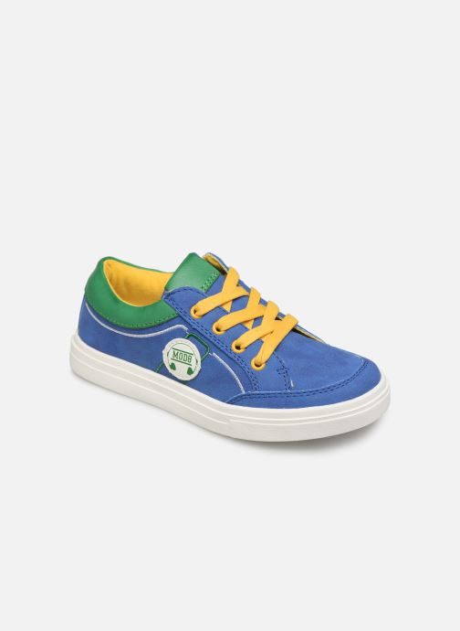 Trainers Mod8 Patouche Blue detailed view/ Pair view