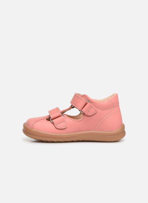 Sandales et nu-pieds Kavat Trona EP Rose vue face