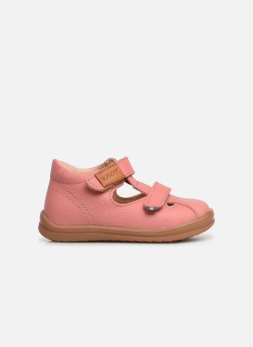 Sandales et nu-pieds Kavat Trona EP Rose vue derrière