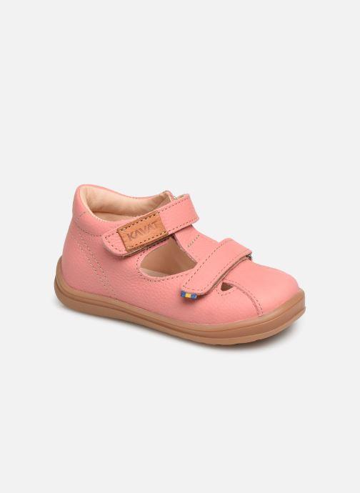 Sandales et nu-pieds Kavat Trona EP Rose vue détail/paire