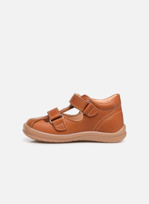 Sandales et nu-pieds Kavat Trona EP Marron vue face