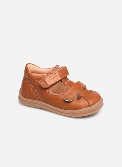 Sandales et nu-pieds Kavat Trona EP Marron vue détail/paire